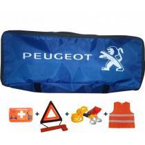 Taška povinnej výbavy Peugeot modrá