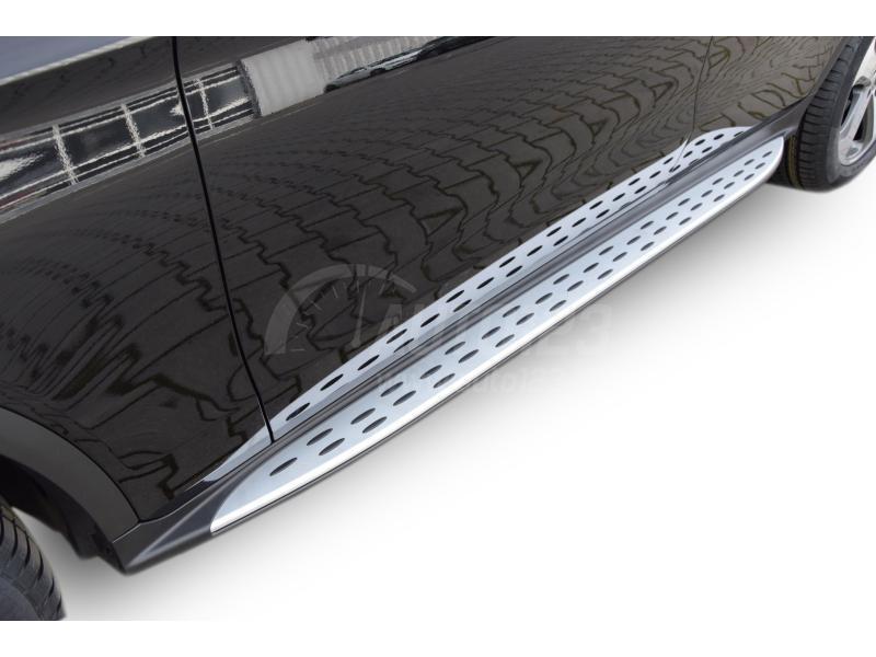 Bočné nášľapy Mercedes GLE coupe od 2015