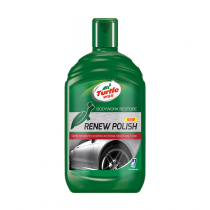 Turtle Wax Green Line Renew Polish - Obnova farby a laku 500ml