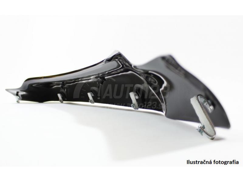 Plastový kryt kapoty BMW X3 F25 od 2010
