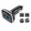 Senzory pre meranie tlaku v pneumatikách