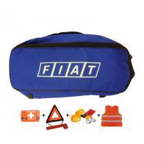 Taška povinnej výbavy Fiat modrá