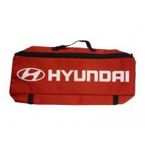 Taška na povinnú výbavu Hyundai červená