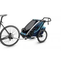 Detský vozík na bicykel Thule Chariot Cross 1, Blue
