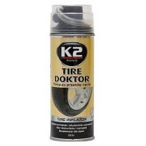 Sprej na opravu defektu Tire Doctor K2 400ml