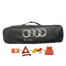 Taška povinnej výbavy Audi čierna
