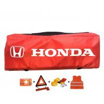 Taška povinnej výbavy Honda červená