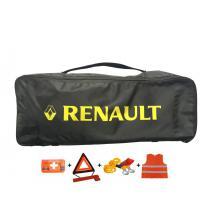 Taška povinnej výbavy Renault čierna