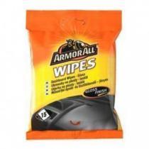 Armor All Wipes - Utierky na lesklé plasty 20ks