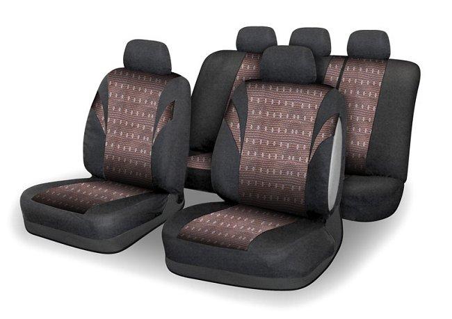 Poťahy sedadiel Jack I Airbag 9ks